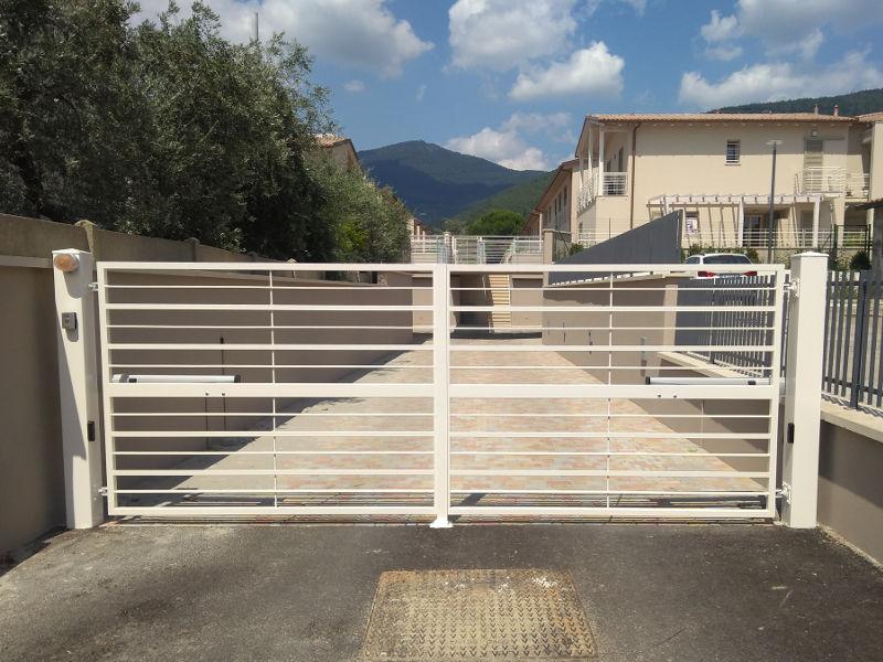 Cancelli automatici condominiali a Sesto Fiorentino